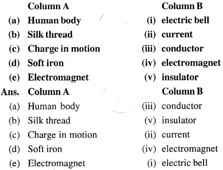 Selina Concise Physics Class 7 ICSE Solutions - Electricity and Magnetism 6