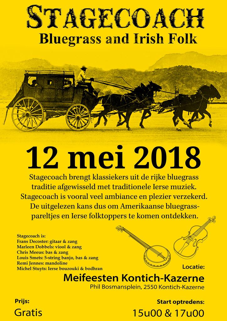 Affiche Meifeesten 2018