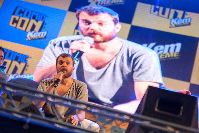 Más de 20 mil asistentes disfrutaron de sus artistas favoritos   en la segunda jornada de Comic Con Extreme Chile