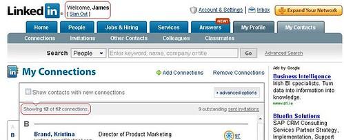 LinkedInCorrectJames