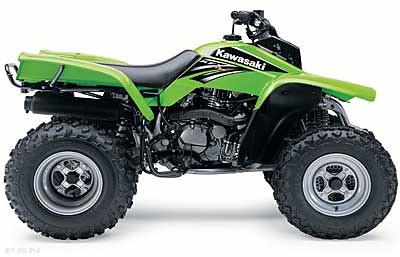 Kawasaki Kfx  Atv