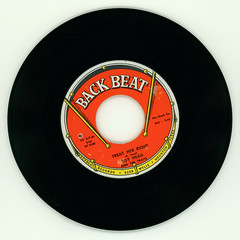 Back Beat record label