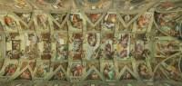 >Sistine Chapel  Incredible Christian art walk