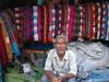 Shawl seller, McLeod Ganj