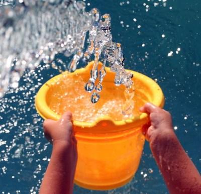 Water (c)peasap
