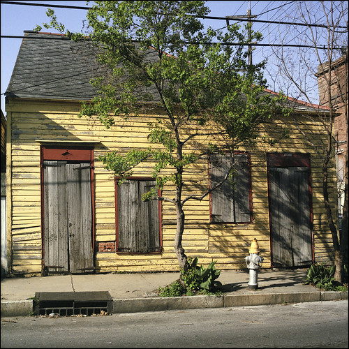 New Orleans 1984 Home Sweet Happy House by you.