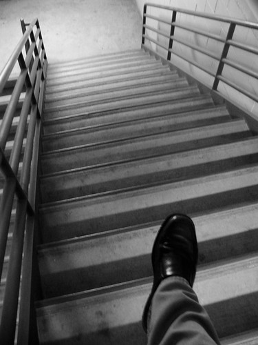 Taking the Stairs