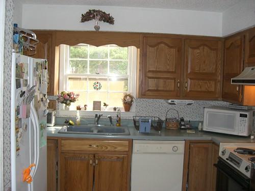 Kitchen from doorway