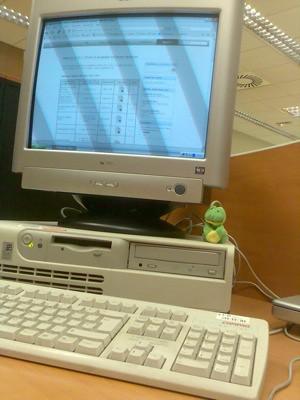 Este es el PC que tenía hasta ahora.