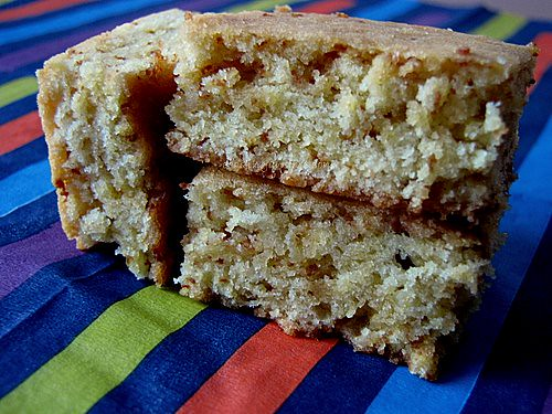 Butterscotch Blondies Recipe, Step by Step