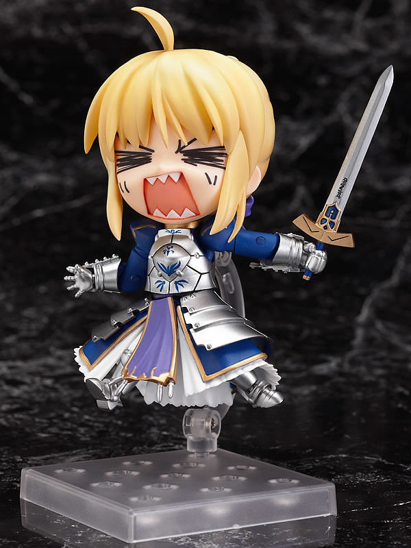 Nendoroid Saber Super Moveable Edition - 05