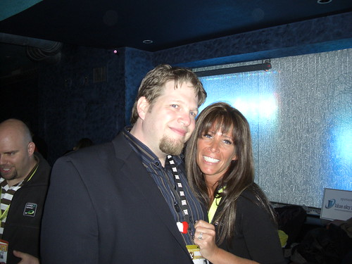 Chris Brogan and Missy Ward