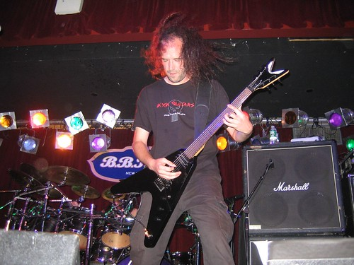 Karl Sanders of Nile