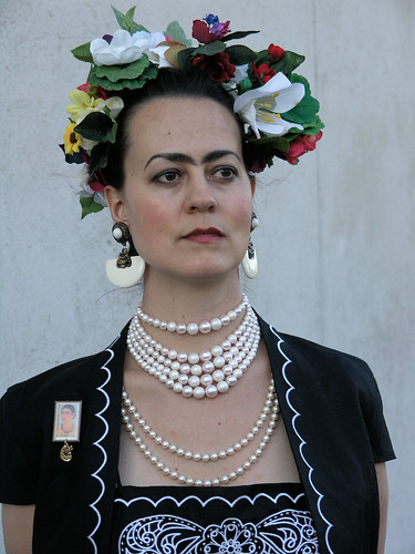 Frida Kahlo's 100th Birthday