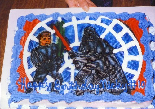 Give in to your sugar rush, Luke.