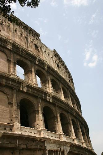 Colosseo & sky
