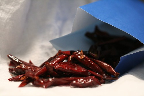 Dried (Sweet) Peppers