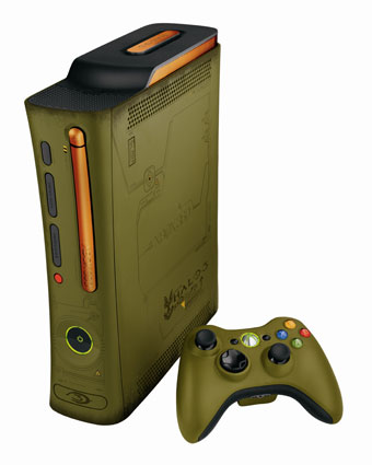 Halo 3 Special Edition Xbox 360 Console