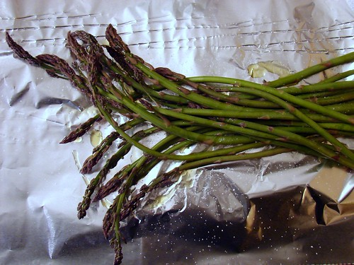 first local asparagus