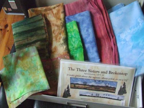 Fabrics from Micki