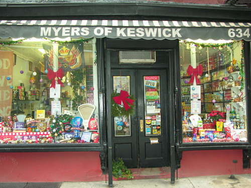 Myers of Keswick, West Village, NYC by you.