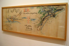 NYC - MOMA - Le Corbusier's Urban Planning for...