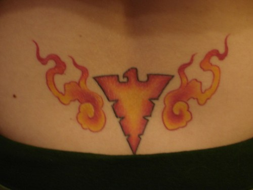 Still the best Phoenix tattoo I have ever seen.