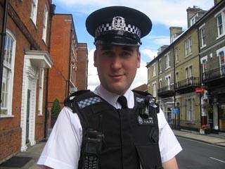 Anon Hampshire Cop? Info Needed