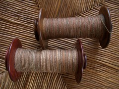 Yarn Yard - Red Squirrel - WIP
