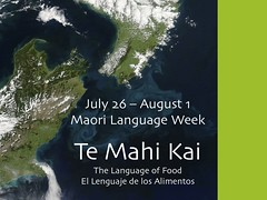 Te Mahi Kai (The Language of Food)