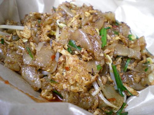 Kopitiam Fantasy's sambal char kway teow