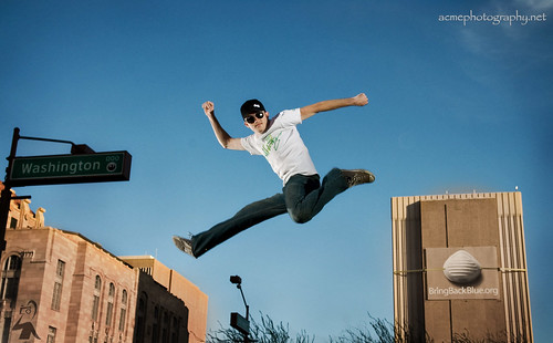Jumper, Brian Shaler Jumping - ShalerJump in  Phoenix, AZ by ACME-Nollmeyer.