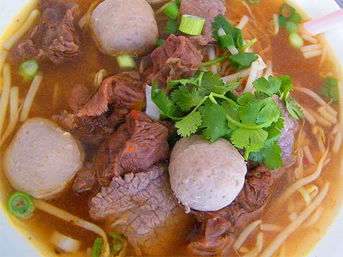 Beef Ball Soup, MyLastBite.com