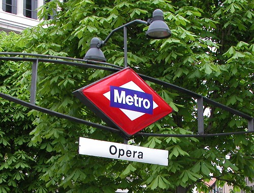 opera metro