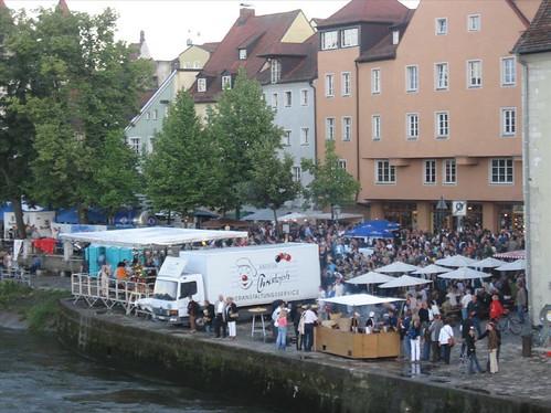 Regensburg Bürgerfest 2007 Bilder Fotos