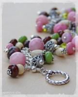 Lila Bracelet 1