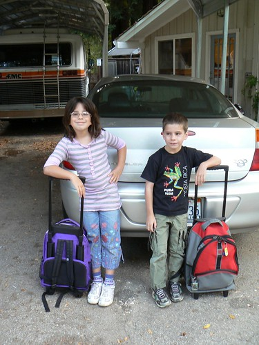 First day of school - 2007-2008