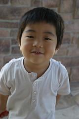 我可愛的小外甥 / An adorable nephew
