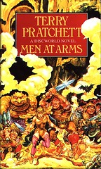 Men at Arms, Terry Pratchett