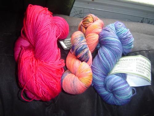 sock yarn 2