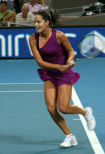 Ana Ivanovic by tripletrouble.