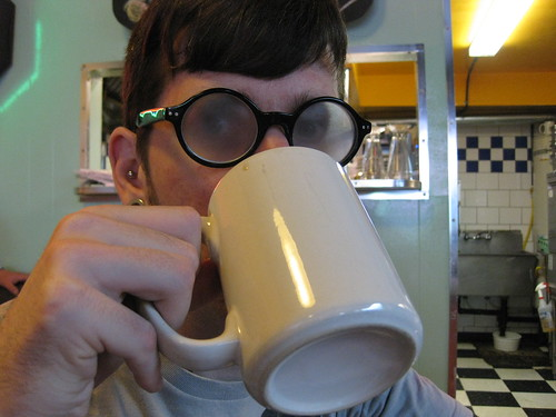 Steamy Glasses