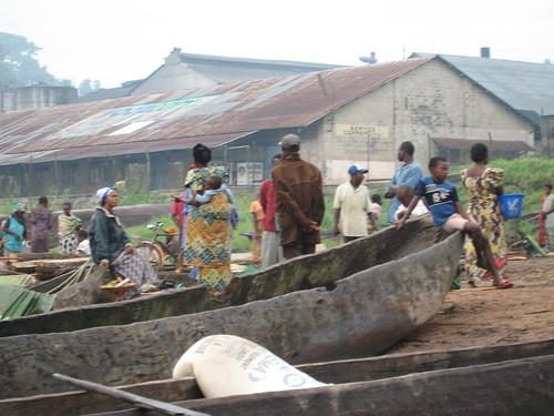Riu Congo, República Democràtica del Congo.