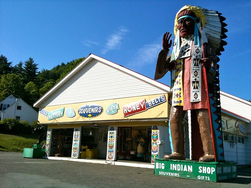 Big Indian Shop
