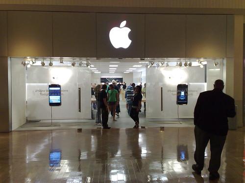 Apple, Perimeter Mall