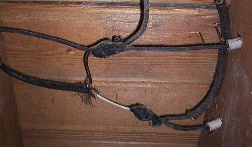 Old 2 Wire House Wiring
