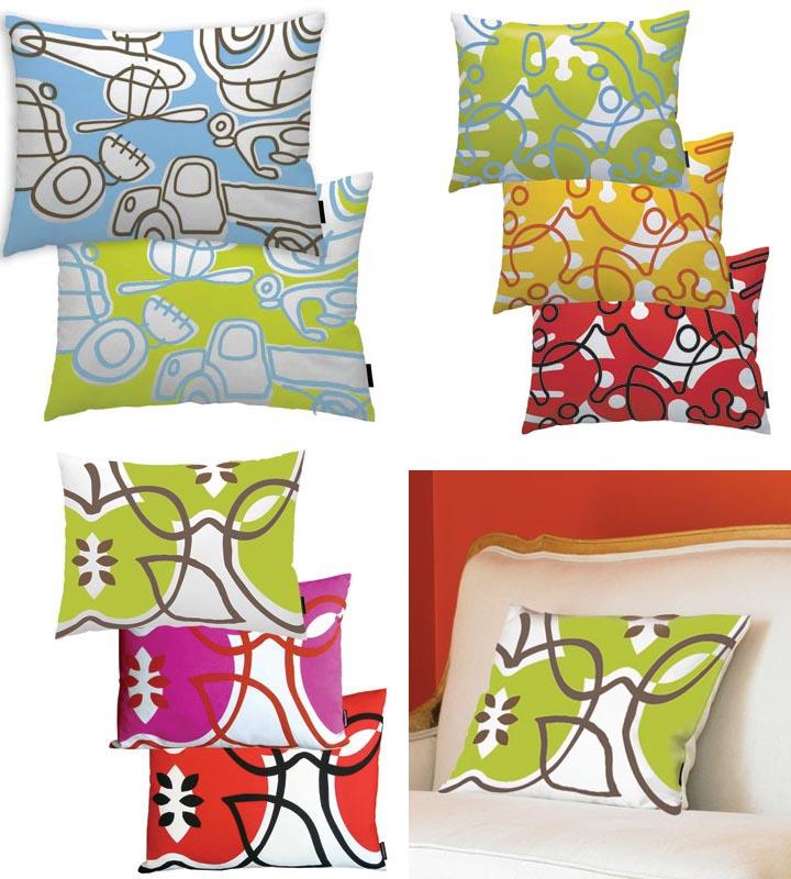 notNeutral *New* Pillows