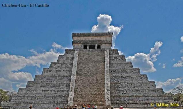El-Castillo - The Cry of an Eagle
