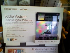 Starbucks Itunes Waste of plastic