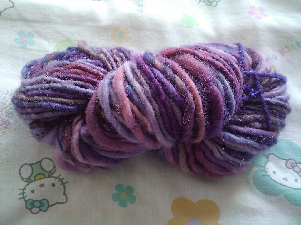 My Second Handspun